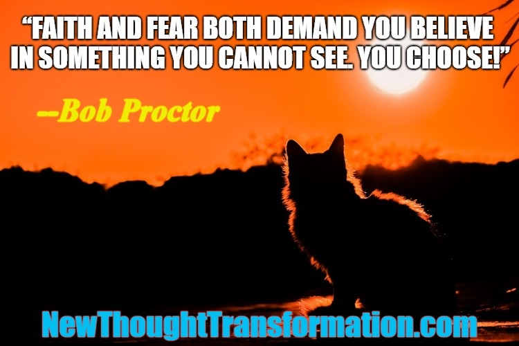 Bob Proctor Quote and Image