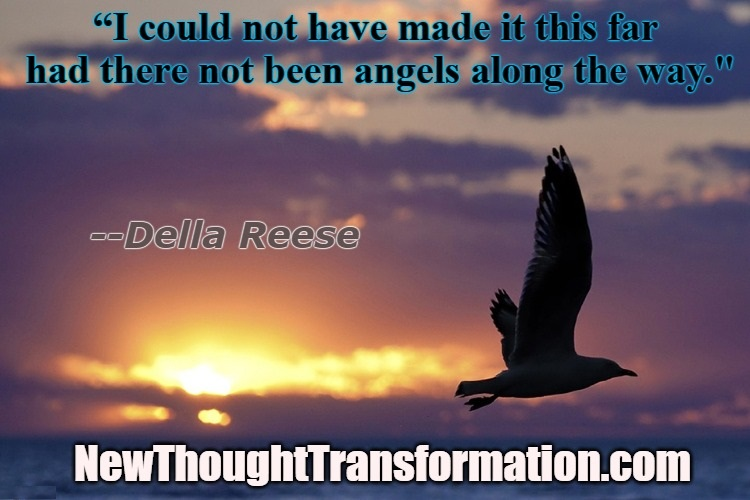 Della Reese Quote and Image