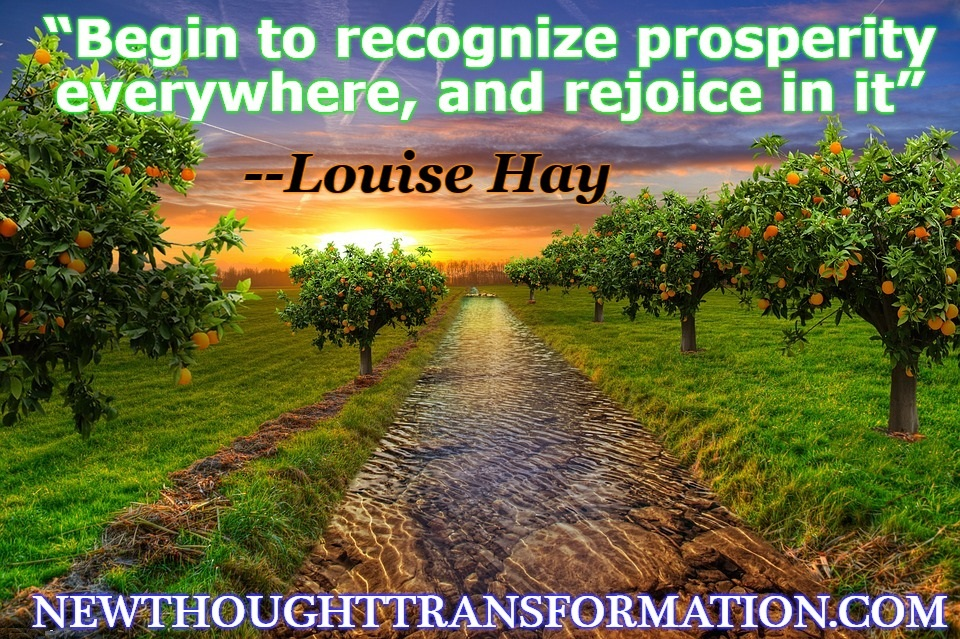Louise Hay Quote and Image