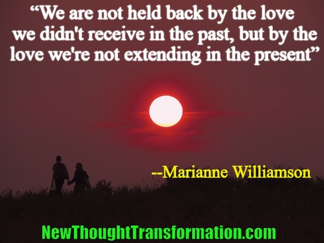 Marianne Williamson Quote and Image