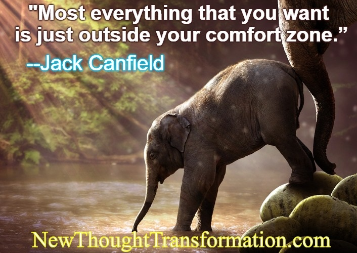 Jack Canfield Quote and Image