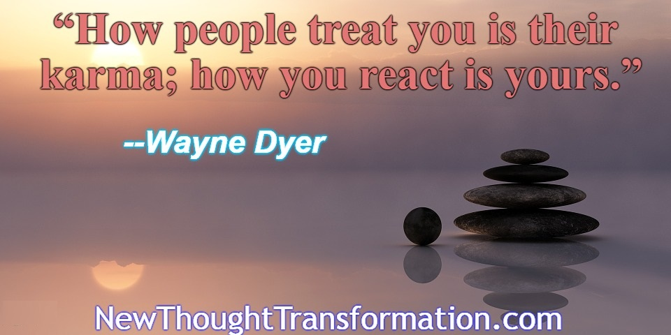 Wayne Dyer Quote and Image